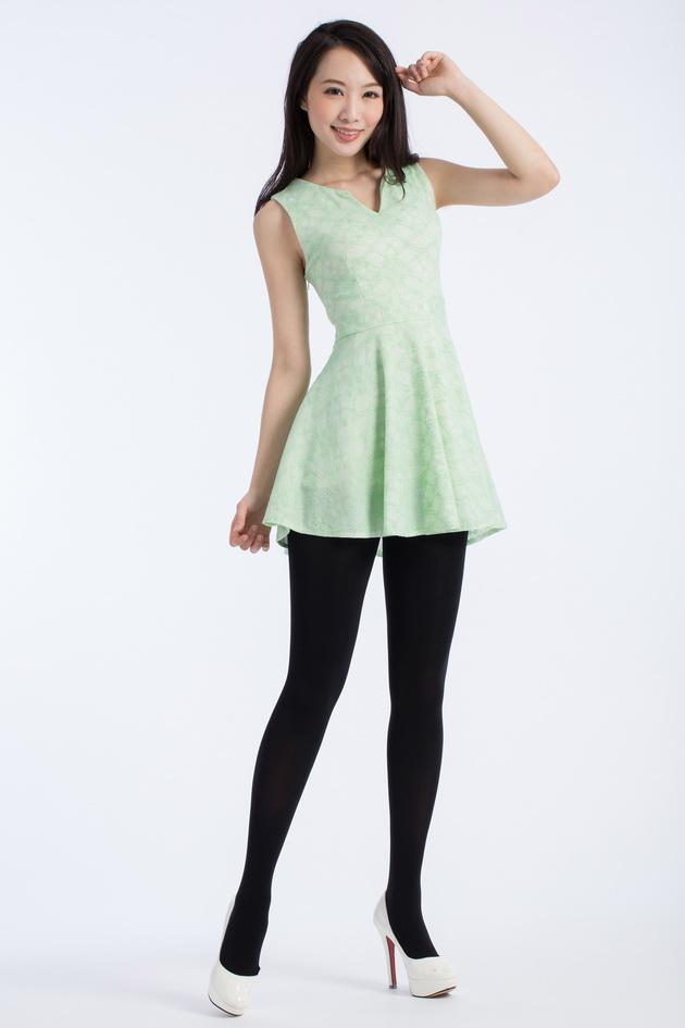 genett fashion-120D超彈性美腿褲襪 5
