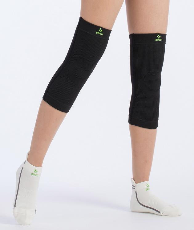 鍺能量氣墊船型襪(白) 2