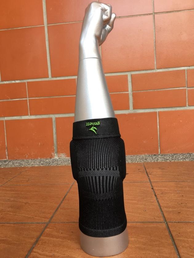 genett3D高科技保健護手肘-矽膠型 2